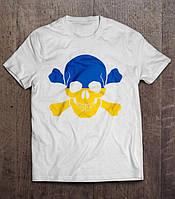 Футболка патриотическая | UA Skull |, фото 1