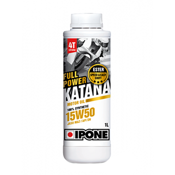 Масло моторное IPONE Full Power Katana 15W50 4л