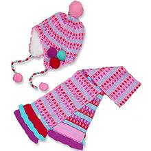 Детский шарф для девочки Pezzo D'oro Италия M3026