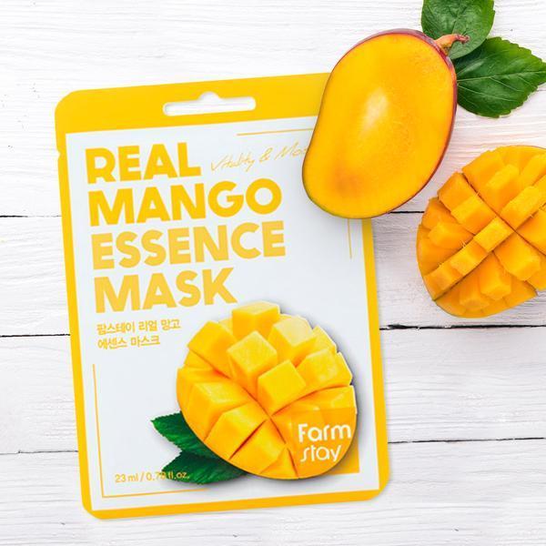 Farm Stay Real Essence Mask Mango
