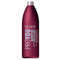 Питательный шампунь для волос Revlon Professional Pro You Nutritive Shampoo 1000 мл