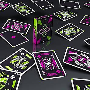 Карты игральные  Limited Edition Cardistry Ninjas Remix by De'vo, фото 2