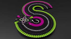 Карты игральные  Limited Edition Cardistry Ninjas Remix by De'vo, фото 3