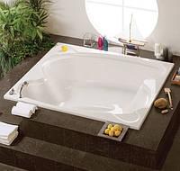 Акриловая ванна Helios 194x170