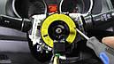 Шлейф подрулевой подушки безопасности Airbag улитка руля Mitsubishi L200 Lancer X Outlander XL Pajero 8619A018, фото 6