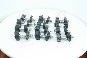 Комплект крепления кузова УАЗ 31512,31514,469 (7 наименований(арт. 469-5001000-10)