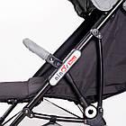 Прогулочная коляска Ninos Mini Серый, фото 3