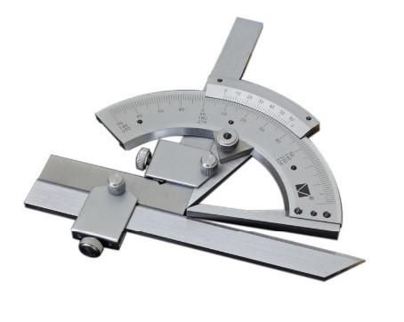 Угломер ПК ГТО 1005 (УН-127), класс 1 , угол  0-320°, цена деления 2 минуты