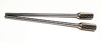 Борфреза длинная, тип В (цилиндр с торцевой насечкой), ф 16,0х25х6мм