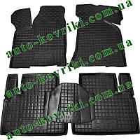 Резиновые коврики в салон Lada 2110, 2170 Приора (Avto-Gumm) Автогум