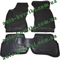 Резиновые коврики в салон Volkswagen Passat B5 1996-2005 (Avto-Gumm) Автогум