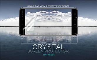 Защитная пленка Nillkin Crystal для Nokia 6