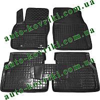 Резиновые коврики в салон Ford Focus 2004-2011 (Avto-Gumm) Автогум