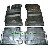 Резиновые коврики в салон Subaru Forester 2002-2007 (Avto-Gumm) Автогум