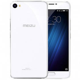 TPU чехол Ultrathin Series 0,33mm для Meizu U20