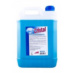 """Средство для ополаскивания посуды в посудомоечной машине """"Сан Клин-Cristal"""", 5л"""