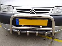 Peugeot Partner Передняя защита (дуга)