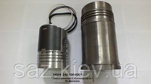 Гильзо-комплект (Г,П,кольца) (пр-во ЯМЗ), 240-1004005, МАЗ