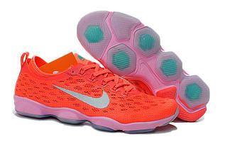 Кроссовки женские Nike Zoom Fit Agility / FLW-059 (Реплика)