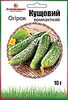 Огурец  Кустовой 10г ТМ Агроформат