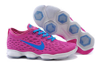 Кроссовки женские Nike Zoom Fit Agility / FLW-060 (Реплика)