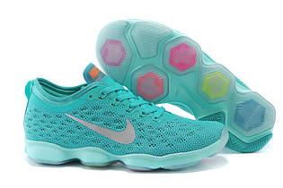 Кроссовки женские Nike Zoom Fit Agility / FLW-061 (Реплика)