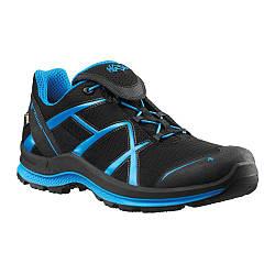 Кросівки Black Eagle Adventure 2.0 GTX low black/blue чорно-блакитні