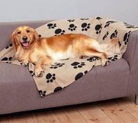 Подстилка-покрывало для собак Trixie 150 х100 см (флис беж)