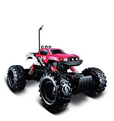 Автомодель на р/у Maisto Rock Crawler Красный (81152 red)