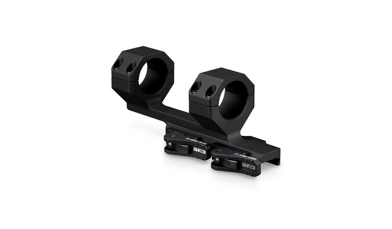 """Моноблок крепления для оптического прицела Vortex Precision QR Cantilever 30mm 2 """"offset"""