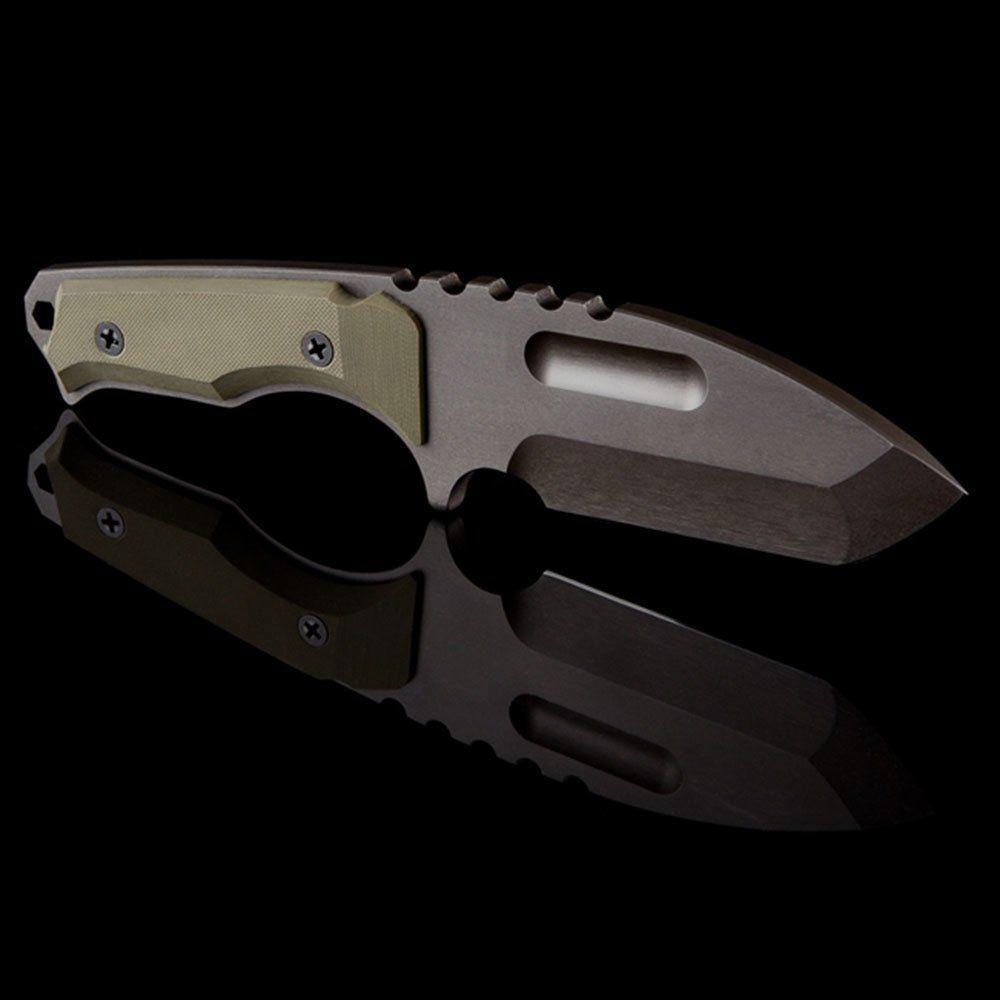 Нож с фиксированным лезвием Medford Emperor PVD