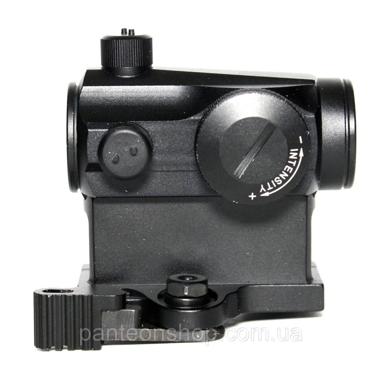 Страйкбольний Коліматор T1 Type швидкозйомний v2