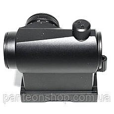 Страйкбольний Коліматор T1 Type швидкозйомний v2, фото 2