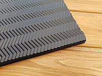 Микропористая резина 600*360*15 мм цвет Черный
