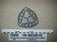 Крышка люка водяного канала ЯМЗ-240 (пр-во ЯМЗ), 240-1002503-Б2, МАЗ