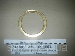 Кольцо упорное промежуточное вала коленчатого ЯМЗ-240 (пр-во ЯМЗ), 240-1005592, МАЗ