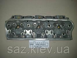 Головка цилиндров ЯМЗ-236НЕ,БЕ,7601,656 (пр-во ЯМЗ), 236Д-1003013, МАЗ