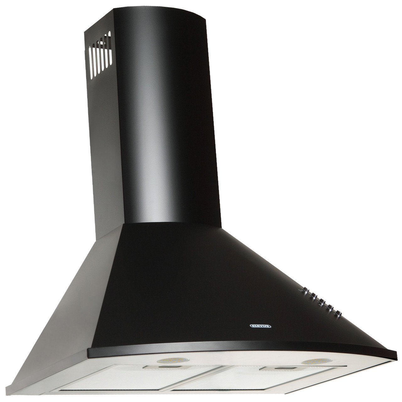 Витяжка кухонна купольна ELEYUS Bora 1200 LED SMD 60 BL + Безкоштовна доставка!
