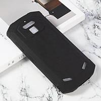 Чехол Soft Line для Doogee S70 силикон бампер черный