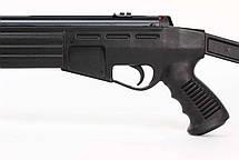 Пневматическая винтовка Hatsan AirTact с газовой пружиной 335 м/с, мощная воздушка хатсан Air Tact magnum, фото 3