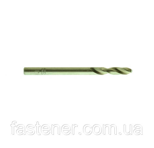 Сверло по металлу 4,1 мм, упак - 2 шт, Швеция