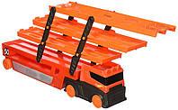 Автовоз Hot Wheels на 50 машинок Хот Вилс Mega Hauler Truck, фото 1