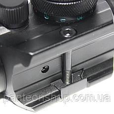 Страйкбольний Коліматор T1 Type низький, фото 2