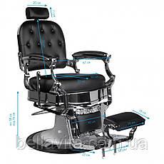 Перукарське чоловіче крісло Gabriel, фото 3