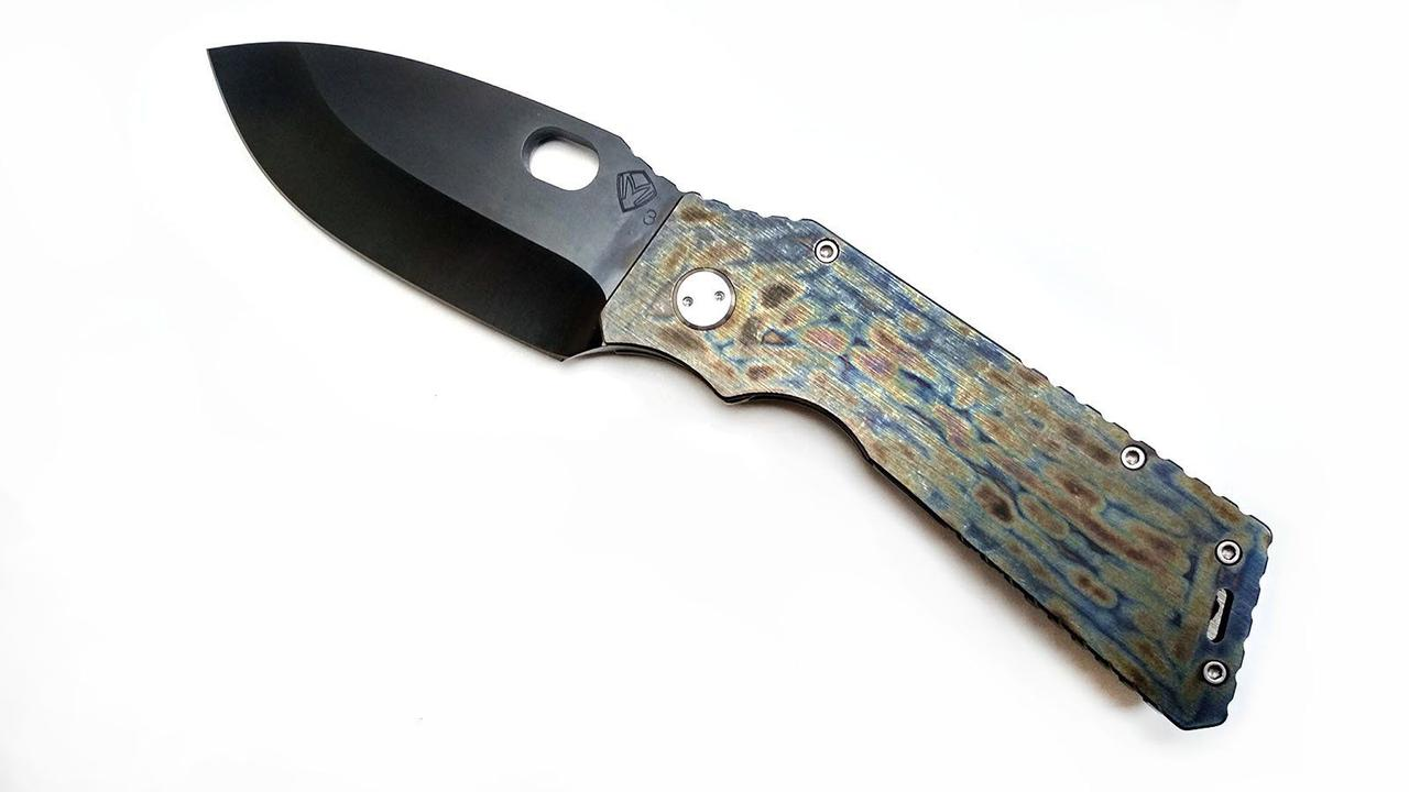 Складной нож Medford Knife & Tool Fat Daddy TFF-1 арт.MK153P-03FL