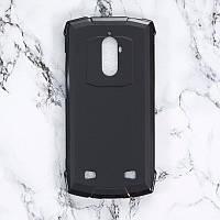 Чехол Soft Line для Doogee S55 Lite силикон бампер черный