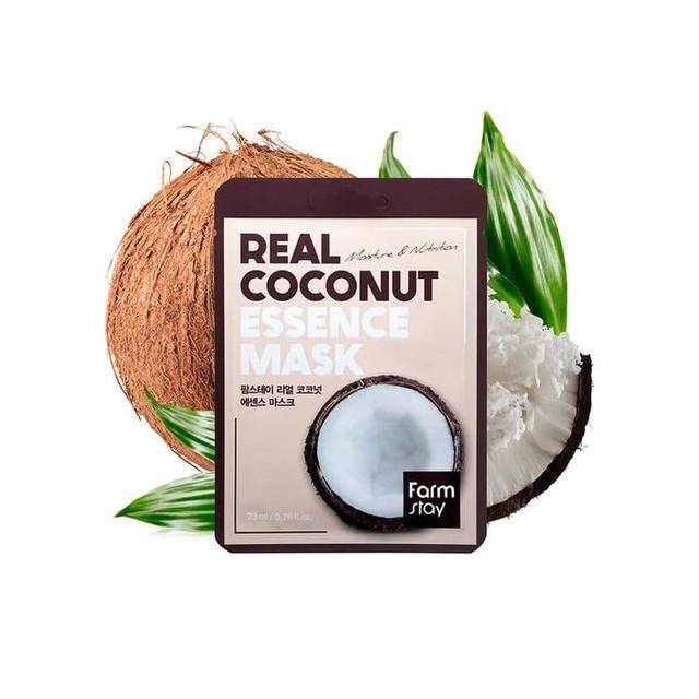 Farm Stay Real Essence Mask Coconut