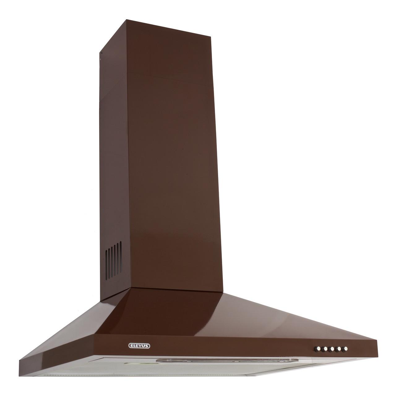 Витяжка кухонна купольна ELEYUS KLEO 470 60 BR + Безкоштовна доставка!