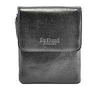 Мужская сумка планшет иск-кожа dr.Bond A9885-1 черная