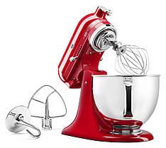 Миксер KitchenAid® 100 Year Limited Edition Queen of Hearts 5 Quart Tilt-Head Stand Mixer KSM180QHSD
